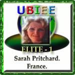 UBIEE ELITE-1 Sarah Pritchard